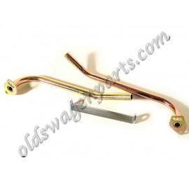 kit réparation pipe de réchauffage carbu 32/36
