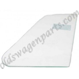 vitre de porte gauche ou droite verte cabriolet 65- (1303 inclus)