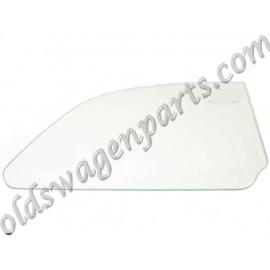 vitre de déflecteur verte gauche ou droite cabriolet 1303