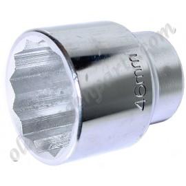 douille 36mm pour tambours ou boulon de fixation volant moteur