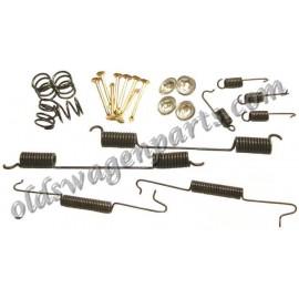 kit complet de ressorts de freins arrière T2 55-63