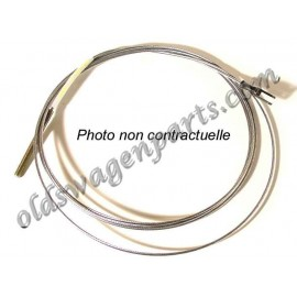 cable d'embrayage 59- 8/67 (3116mm)