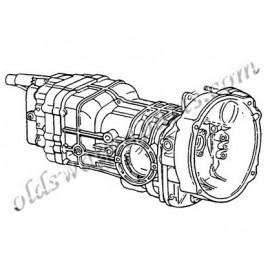 boite de vitesses reconditionnée T2 baywindow 8/67-7/75