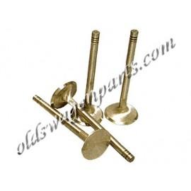 soupape d'admission 39,3mm (1,7L) (1,8L 8/74-7/75) (2L 5/79-)