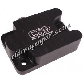 plaque de shuntage de radiateur d'huile sur T4/T1 CSP