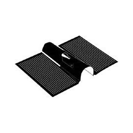 tapis de caoutchouc arrière noir 60-72