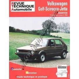 revue technique RTA Golf 1