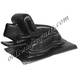 soufflet de frein à main noir 66- Qualité Supérieure
