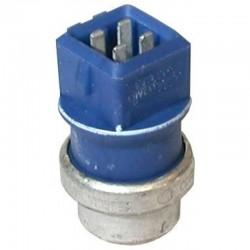 thermocontact de ventilateur 4 fiches Noir/Bleu