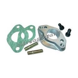 kit entretoise d installation de carburateur 30/31 sur tubulure de 34mm