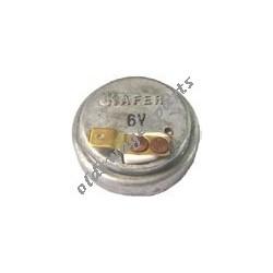 élément de starter 6V acier pour carburateur SOLEX